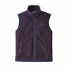 Patagonia Mens Retro Pile Vest Piton Purple