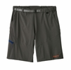 "Patagonia Mens Technical Stretch Shorts 9"" Forge Grey"