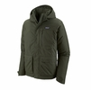 Patagonia Mens Topley Jacket Alder Green (Close Out)