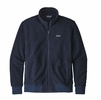 Patagonia Mens Woolyester Fleece Jacket Classic Navy