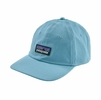Patagonia P-6 Label Trad Cap Break Up Blue (Close Out)