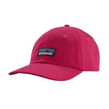 Patagonia P-6 Label Trad Cap Craft Pink