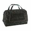Patagonia Planing Duffel Bag 55L Tiger Tracks Camo: Ink Black