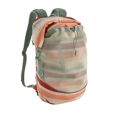 Patagonia Planing Roll Top Pack 35L Water Ribbons: New Adobe (Close Out)