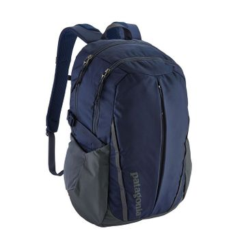 Patagonia Refugio Backpack 28L Classic Navy w/ Classic Navy