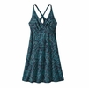 Patagonia Womens Amber Dawn Dress It's a Forest: New Navy (Close Out)