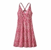 Patagonia Womens Amber Dawn Dress It's a Forest: Reef Pink