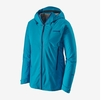 Patagonia Womens Ascensionist Jacket Curacao Blue (Close Out)