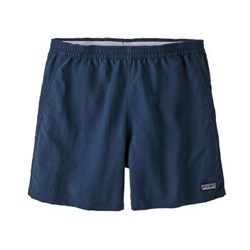 Patagonia Womens Baggies Shorts Tidepool Blue