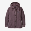 Patagonia Womens Better Sweater Coat Hyssop Purple (Close Out)