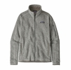 Patagonia Womens Better Sweater Jacket Birch White