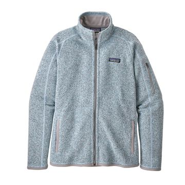 Patagonia Womens Better Sweater Jacket Hawthorne Blue (Close Out)