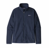 Patagonia Womens Better Sweater Jacket New Navy