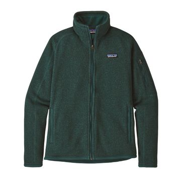 Patagonia Womens Better Sweater Jacket Piki Green (Close Out)