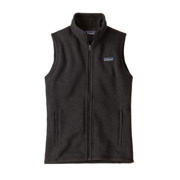 Patagonia Womens Better Sweater Vest Black