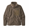 Patagonia Womens Classic Retro-X Jacket Furry Taupe