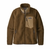 Patagonia Womens Classic Retro-X Jacket Owl Brown (Close Out)