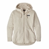 Patagonia Womens Cotton Quilt Hoodie Calcium