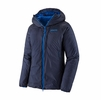 Patagonia Womens DAS Light Hoody Classic Navy (Close Out)