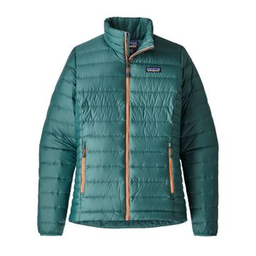 Patagonia Womens Down Sweater Jacket Tasmanian Teal (Close Out)