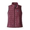 Patagonia Womens Down Sweater Vest Dark Currant (close out)