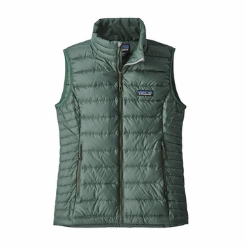 Patagonia Womens Down Sweater Vest Pesto
