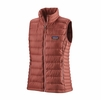 Patagonia Womens Down Sweater Vest Rosehip
