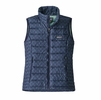 Patagonia Womens Down Sweater Vest Solar Pow: Beryl Green  (close out)