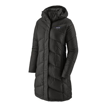 Patagonia Womens Down With It Parka Black