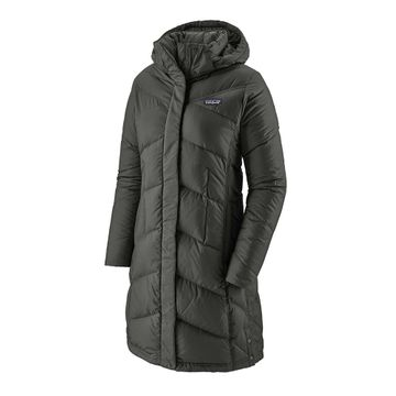 Patagonia Womens Down With It Parka Forge Grey