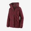 Patagonia Womens Frozen Range Jacket Chicory Red (Close Out)