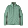 Patagonia Womens Lightweight Better Sweater Fleece Jacket Gypsum Green (Close Out)