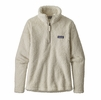 Patagonia Womens Los Gatos 1/4 Zip Dyno White (Close Out)