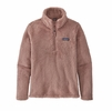 Patagonia Womens Los Gatos 1/4 Zip Hazy Purple