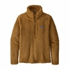 Patagonia Womens Los Gatos 1/4 Zip Nest Brown (close out)