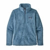 Patagonia Womens Los Gatos 1/4 Zip Pigeon Blue