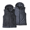 Patagonia Womens Los Gatos Hooded Vest Smolder Blue (close out)