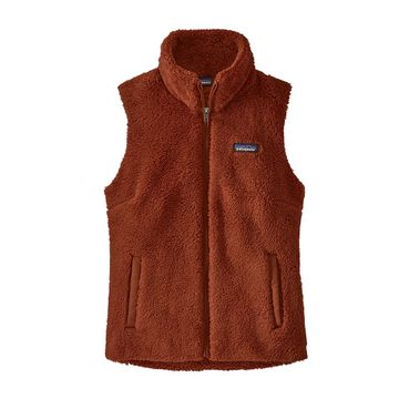 Patagonia Womens Los Gatos Vest Burnished Red (Close Out)