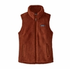 Patagonia Womens Los Gatos Vest Burnished Red