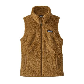 Patagonia Womens Los Gatos Vest Nest Brown