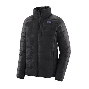 Patagonia Womens Macro Puff Jacket Black