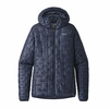Patagonia Womens Micro Puff Hoody Classic Navy (close out)