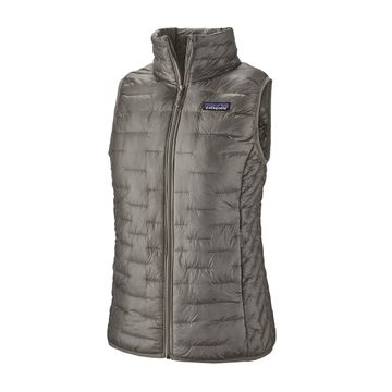 Patagonia Womens Micro Puff Vest Feather Grey (close out)