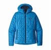 Patagonia Womens Nano Puff Hoody Lapiz Blue (close out)