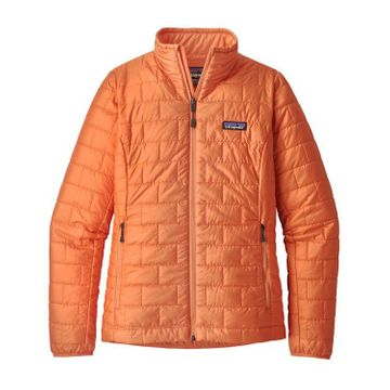 Patagonia Womens Nano Puff Jacket Peach Sherbert (Close Out)