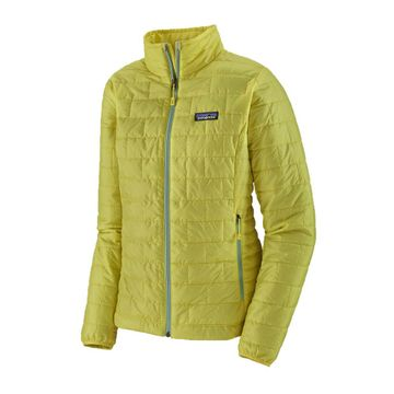Patagonia Womens Nano Puff Jacket Pineapple (Close Out)