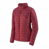 Patagonia Womens Nano Puff Jacket Roamer Red