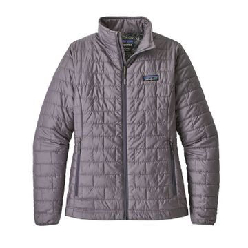 Patagonia Womens Nano Puff Jacket Smokey Violet (Close Out)