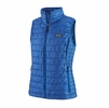 Patagonia Womens Nano Puff Vest Bayou Blue (Close Out)
