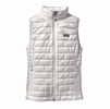 Patagonia Womens Nano Puff Vest Birch White